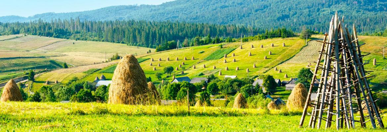 відпочинок в горах Карпати